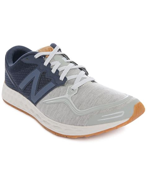 Rasio Mesh Sneakers Navy new balance 980 navy mesh sneakers in gray for navy lyst
