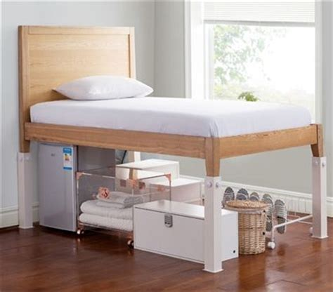 dorm bed risers best 25 bed risers ideas on pinterest