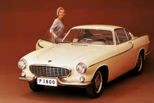 P 1800 Volvo The Volvo P1800 Is On My List Mycarquest