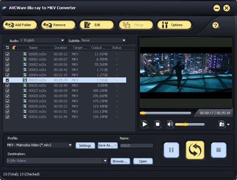 download film larva mkv avcware blu ray to mkv converter screenshot x 64 bit