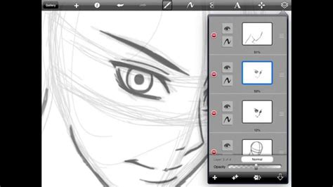 E Anime App by How To Draw Anime Faces For Tutorial Part 1