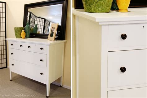 Redo A Dresser by Home Decor Painting An Dresser From The Thrift Store