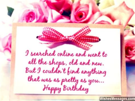 Sweet Happy Birthday Wishes Birthday Wishes For Girlfriend Quotes And Messages