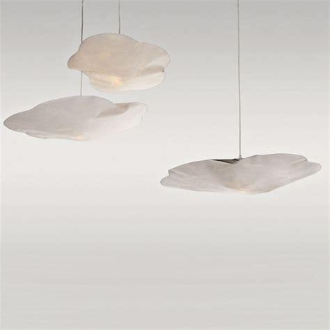 hanging light cloud  paper  raumgestalt