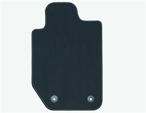 floor mats velours front black driver side ford online accessory catalogue