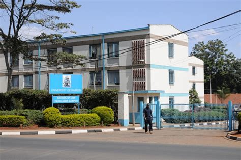 Of Nairobi School Of Business Mba by The School Of Parklands Of Nairobi