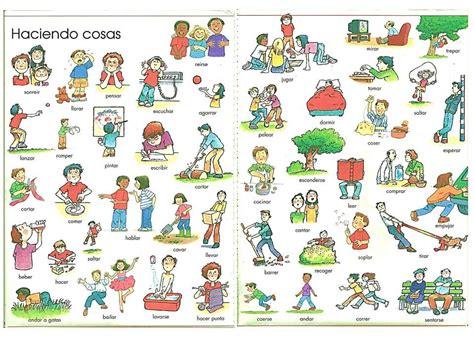 imagenes en ingles de los verbos haciendo cosas estar gerundio 191 qu 233 est 225 s haciendo