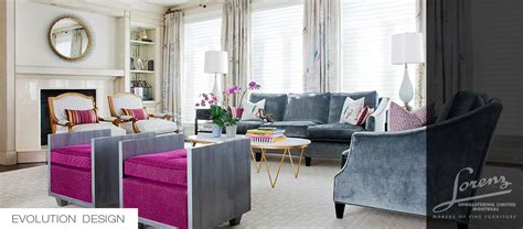 interior design montreal upholstered furniture design montreal interior designer
