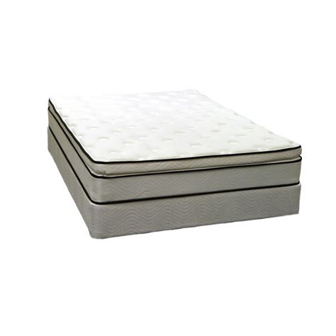 bed pillow top universal ambrosia pillow top mattress