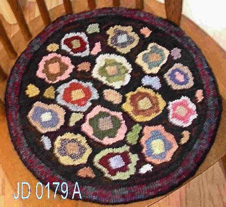 1000 ideas about rug hooking patterns on rug