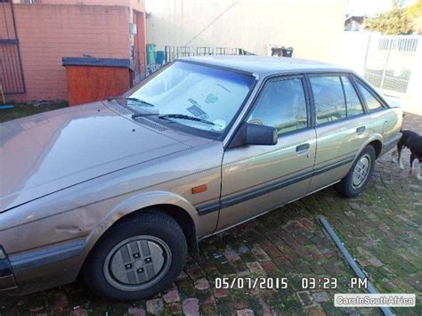 mazda 626 manual 1983 for sale carsinsouthafrica com 1232