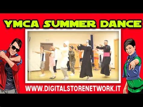 tutorial dance ymca joey rina dvd 5 balli inediti impara i passi b