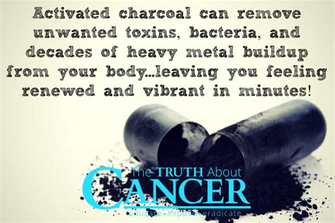 How Much Activated Charcoal To Take To Detox by Detox With Activated Charcoal