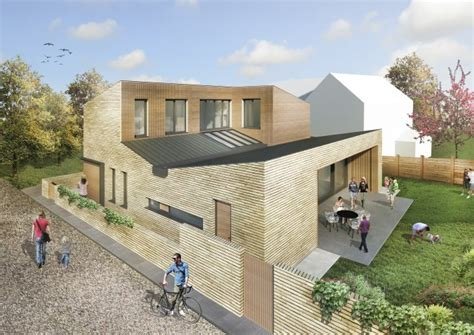 A contemporary Passivhaus home, built with SIPs ? with