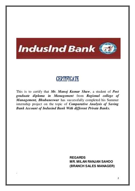 account closing letter for indusind bank comparative analysis of saving accounts of different banks