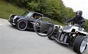 Mini Cooper V8 Lazareth Mini Cooper V8 In