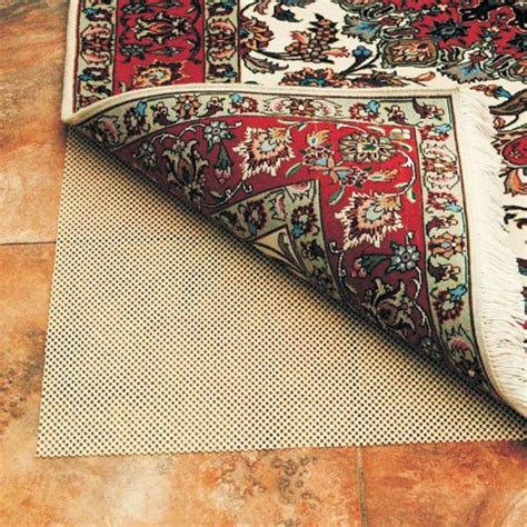 grip it rug pad grip it outdoor area pad for rugs surface 4 by 6 ehouseholds