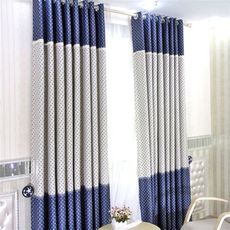 Navy Blue Curtains Ikea Curtain Awesome Combination Blue And White Curtains Ideas Window Treatments For Living Room