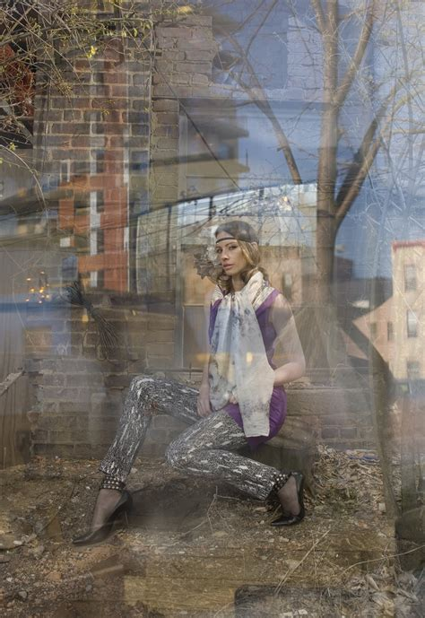 We Are Spirits In The Material World by White Photography Fashion
