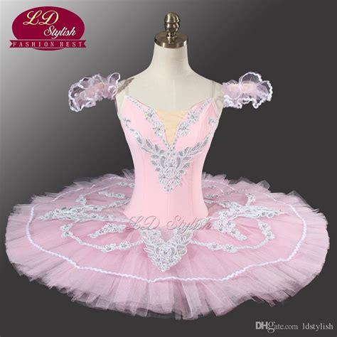 Swan Flower Tutu best pink classical ballet tutu yagp professional