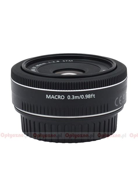 Canon Ef 40 F 2 8 Stm canon ef 40 mm f 2 8 stm optyczne pl