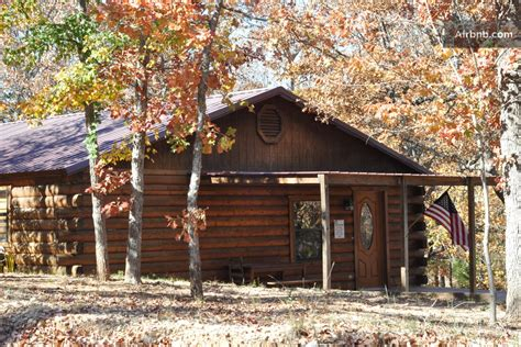 wildlife fever cabin oklahoma in sulphur