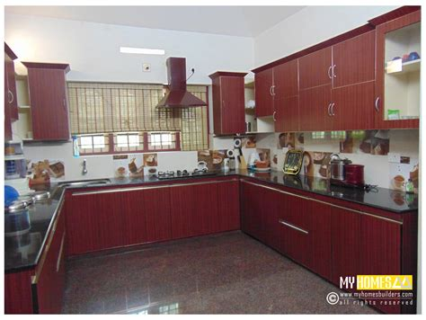 in home kitchen design budget house kerala home designers builder in thrissur india