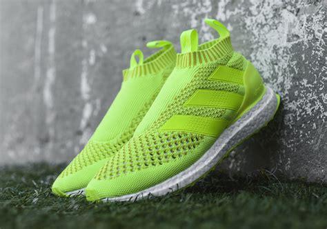 Sepatu Adidas Ace 16 Purecontrol Ultra Boost All Black Premium adidas ace 16 purecontrol ultra boost release date sbd