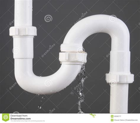 White For Plumbing by Plumbing Leak Royalty Free Stock Photography Image 30330777