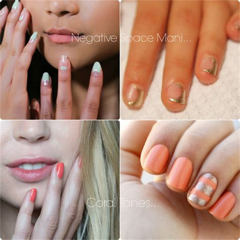 new nail trends for 2015 spring 2015 nail trends revelnail