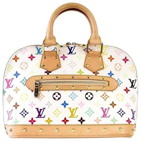 Sale Top White Lv 438 louis vuitton bag white murakami alma for sale at