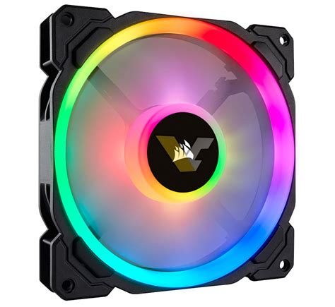corsair rgb fans corsair s ll140 and ll120 rgb fans pictured and leaked