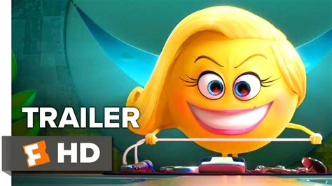 emoji film trailer the emoji movie international trailer 1 2017