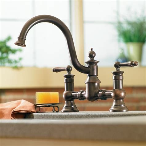 bronze faucets for kitchen faucet com s713orb in oil rubbed bronze by moen