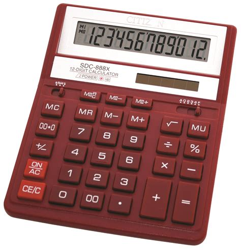 Kalkulator Citizen 12 Digit Calculator Berhitung Citizen Sdc 868l cpv 30141200 1 ean 4562195132752 calculators office