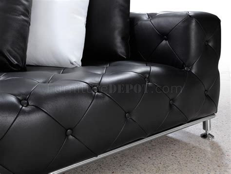 Tufted Leather Sofa Canada by Tufted Leather Sofa Canada Scifihits