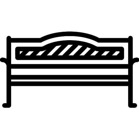 park bench icon park bench free other icons