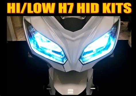 lights to kit kawasaki 300 2013 present hid high and low