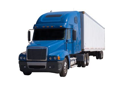 blue trailer semi truckuvuqgwtrke