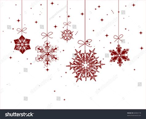 birthday card template winter greeting card template snowflakes winter stock
