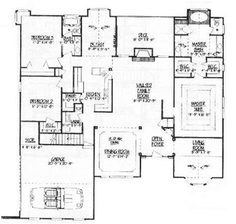 famous house plans house plans and design 2015