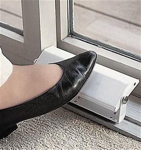 Security Locks For Patio Doors New Patio Sliding Doors Bottom Door Lock Release Steel Heavy Duty Ebay
