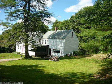 Wiscasset Maine Property Tax Records 227 Sheepscot Rd Wiscasset Me 04578 Realtor 174