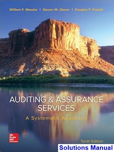 Auditing And Assurance Services auditing and assurance services a systematic approach 10th