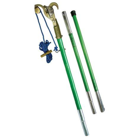 Pole Ls Home Depot by Landscaper Pruning Package With Three 6 Ft Poles