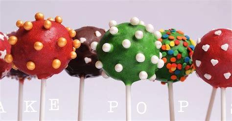 lollipop testo laskominy od maryny cake pops 芻ili t茆sto na 蝪pejli