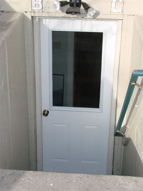 Basement Exterior Door Exterior Pictures