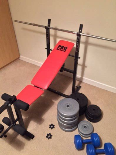 bench for weights bench weights for sale for sale in clontarf dublin from j kelly60