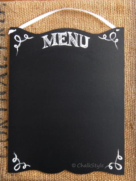 16 Blank Menu Designs Psd Vector Format Download Chalkboard Menu Template Free