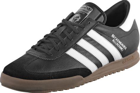 Sepatu Adidas Beckenbauer Allround adidas beckenbauer allround schuhe black1 white im weare shop